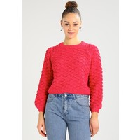 ONLY POPLINA Sweter virtual pink ON321I13I