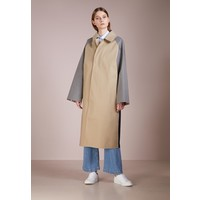 Mackintosh Płaszcz wełniany /Płaszcz klasyczny khaki MT021U00E