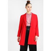 Gina Tricot NAIMA COAT Krótki płaszcz red GID21U006