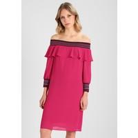 Sisley DRESS Sukienka letnia fuxia 7SI21C072