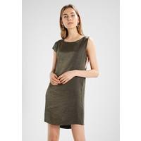 Sisley DRESS Sukienka koktajlowa green 7SI21C070