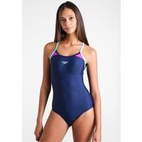 Speedo Kostium kąpielowy navy/diva/spearmint 1SP81G01O