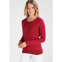 GAP CREW Sweter berry GP021I04N