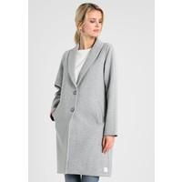 Marc O'Polo DENIM SHAWL COLLAR WELT POCKET Krótki płaszcz essential melange OP521U004