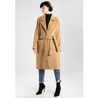 Weekday GRY COAT Płaszcz wełniany /Płaszcz klasyczny camel WEB21U00N