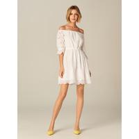 Mohito Koronkowa sukienka hiszpanka TF756-00X