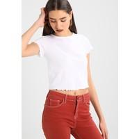 Topshop LETTUCE T-shirt basic white TP721D0JT