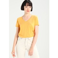 ONLY ONLTRULY V NECK T-shirt basic honey gold ON321D1B8