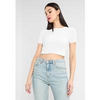 Miss Selfridge LETTUCE TEE T-shirt basic white MF921D099