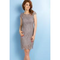 Monnari Kobieca sukienka z koronki SUKIMP0-18L-DRE0880-K015D000-R36