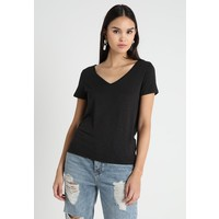 Vila VINOEL V NECK T-shirt basic black V1021D0KF