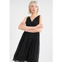 Vero Moda VMJOSEPHINE Sukienka letnia black/white VE121C0MN