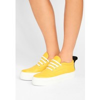 Won Hundred ABY Sneakersy niskie yellow WO311A004