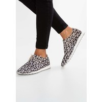 Donna Carolina Sneakersy niskie gotik tetris DO311E01Z
