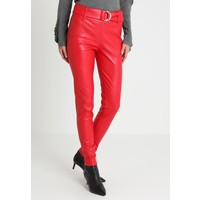 Guess EVE PANTS Legginsy flammable red GU121A0A0