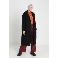 Weekday MARIO COAT Płaszcz wełniany /Płaszcz klasyczny black WEB21U009