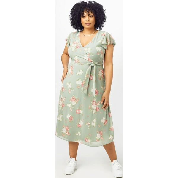 ABOUT YOU Curvy Letnia sukienka 'Cathlin' AYC0365001000003