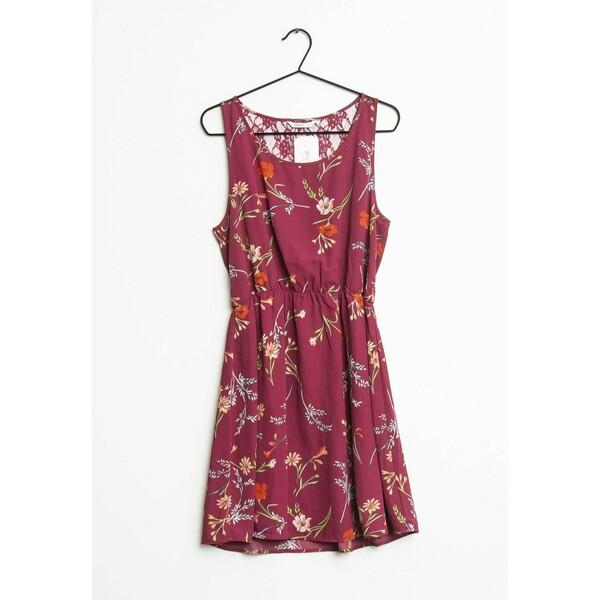 ONLY Sukienka letnia purple ZIR007AE8