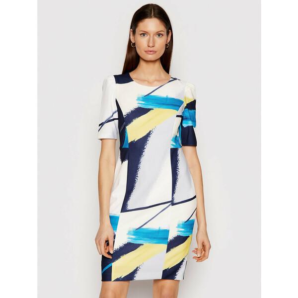 DKNY Sukienka codzienna DD0D2242 Kolorowy Regular Fit