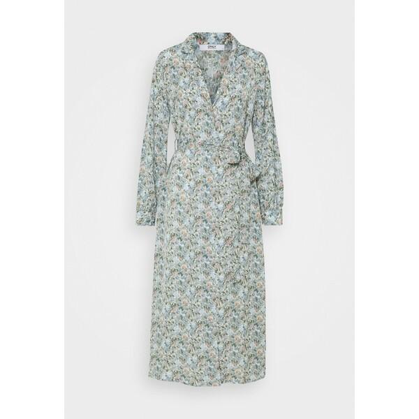 ONLY ONLKENDALL DRESS Sukienka letnia pumice stone/blue ON321C294