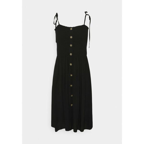 ONLY Tall ONLANNIKA SMOCK DRESS Sukienka letnia black OND21C059
