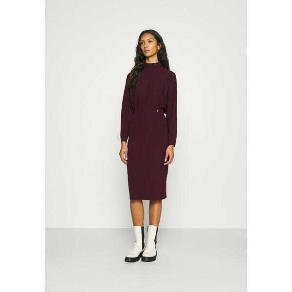 Ted Baker ALICE MIDI DRESS Sukienka letnia purple TE421C0KR