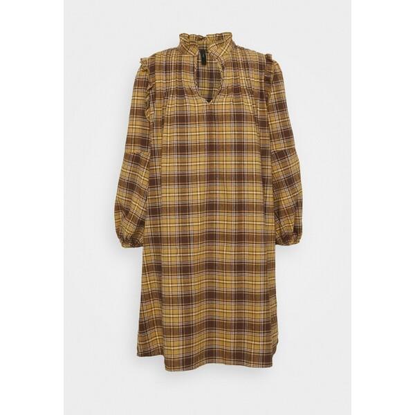 YAS Petite YASKATHY DRESS PETITE Sukienka letnia golden yellow YA521C014