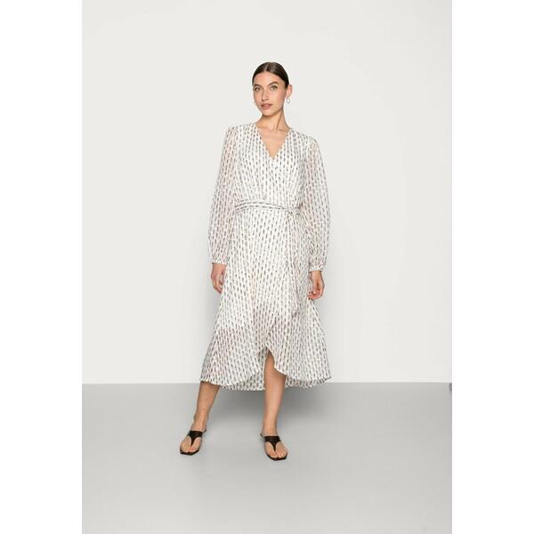 Saint Tropez HAWA DRESS Sukienka letnia white S2821C0CB