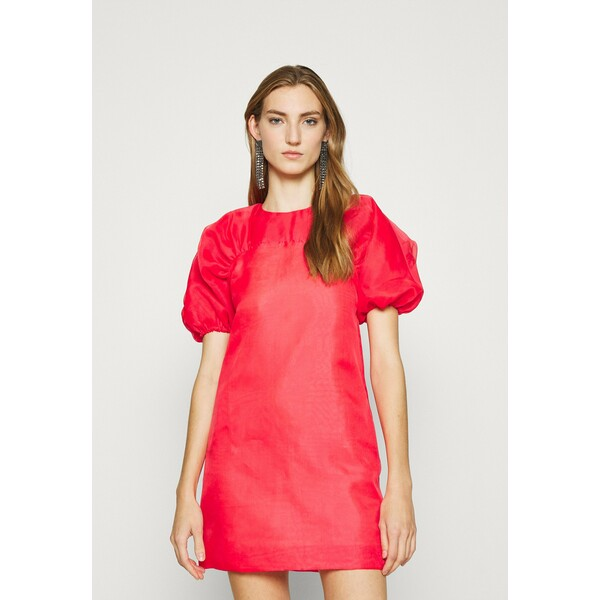JCPAJARES COUPE MINI DRESS Sukienka koktajlowa pink JC721C000