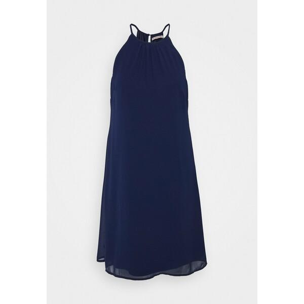 Anna Field Sukienka koktajlowa dark blue AN621C1ML