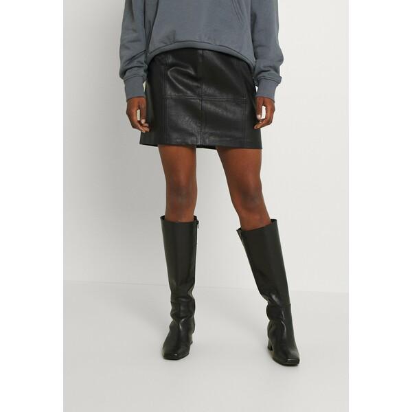ONLY ONLSKY SKIRT Spódnica mini black ON321B0UK