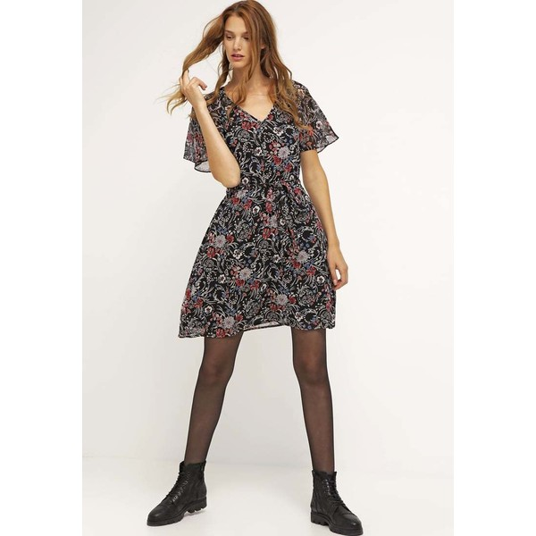 Warehouse Sukienka letnia multicoloured WA221C078