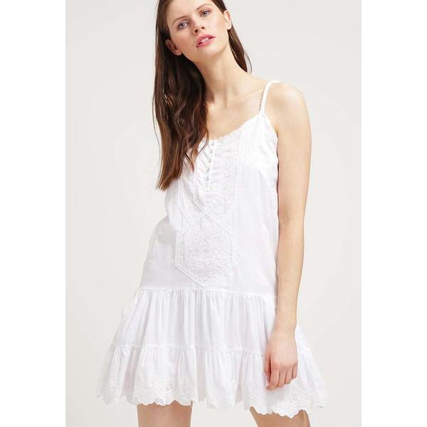 True Religion Sukienka letnia white TR121C000