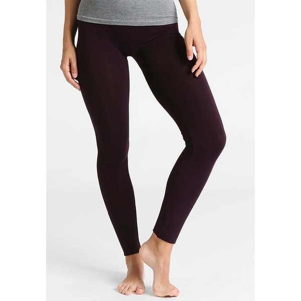 Yogasearcher ASANA Legginsy plum YO341E008