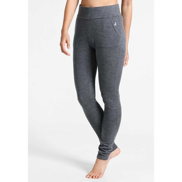 Curare Yogawear Spodnie treningowe anthrazit/melange CY541E00R
