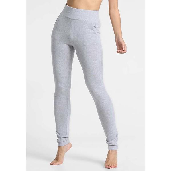 Curare Yogawear Spodnie treningowe lightgrey/melange CY541E00R