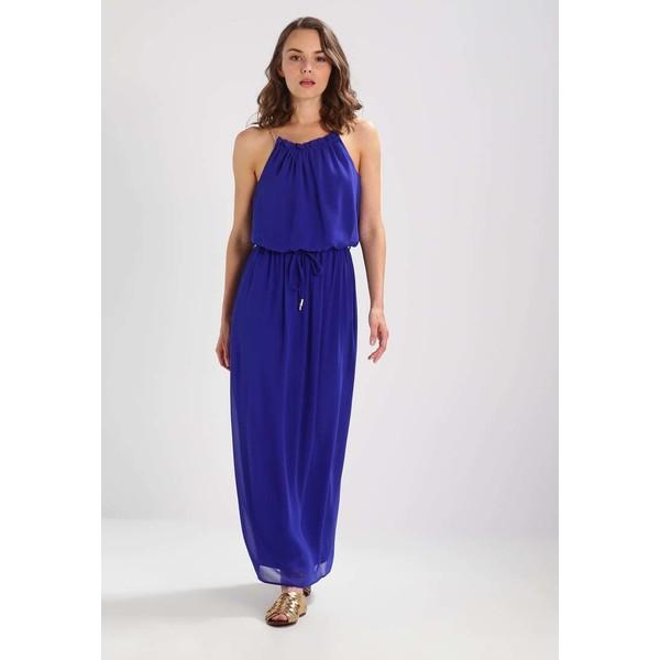 Dorothy Perkins Petite CHAIN Długa sukienka cobalt DP721C03S