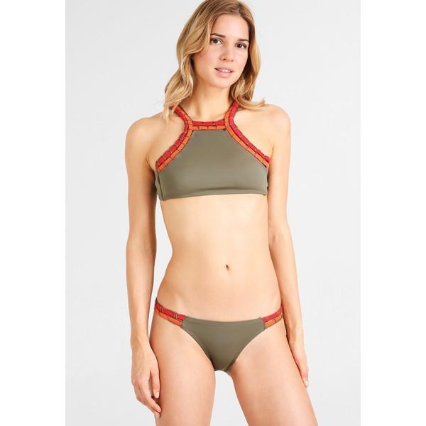 TWINTIP SET Bikini olive/orange/pink TW481L00E