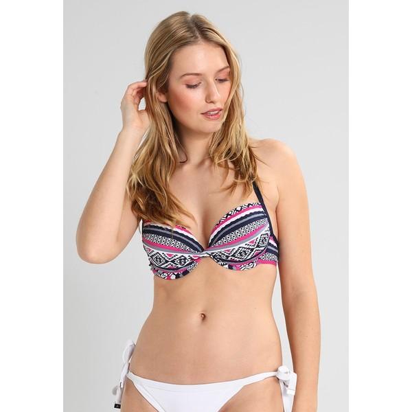 LASCANA Góra od bikini navy/pink L8381D00J