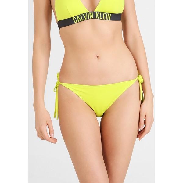 Calvin Klein Swimwear CHEEKY STRING SIDE TIE Dół od bikini evening primrose C1181D003