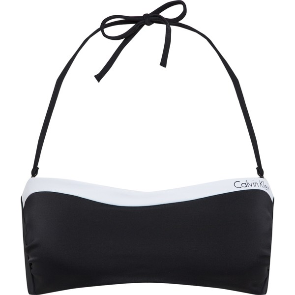 Calvin Klein Swimwear Góra bikini 'BANDEAU-RP' CKS0084001000001