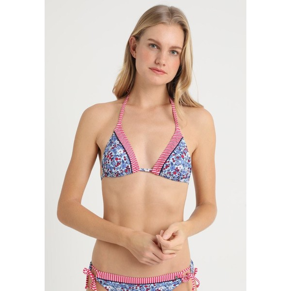 s.Oliver JILL TRIANGLE Góra od bikini blue SO281J00O