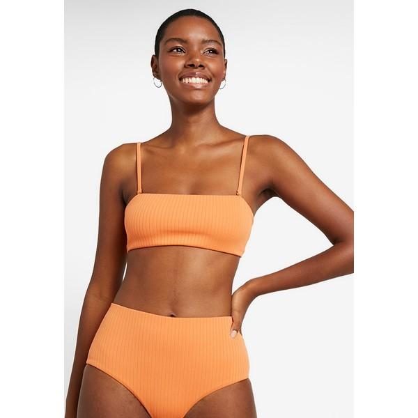 Weekday LATTITUDE SWIM Góra od bikini orange WEB81J00R